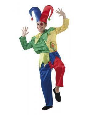 Fato de Bobo da Corte Infantil para Carnaval | A Casa do Carnaval.pt