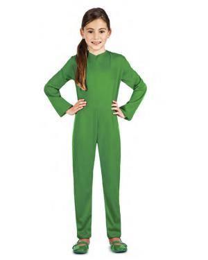 Fato Body Maillot Verde 7-9 Anos Disfarces A Casa do Carnaval.pt