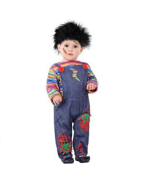 Fato Boneca Bebé para Carnaval