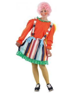 Fato de Boneco de Corda Mulher para Carnaval | A Casa do Carnaval.pt