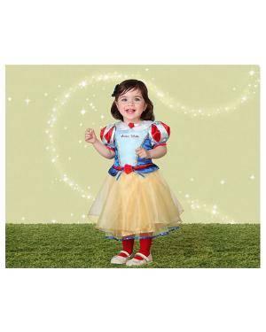 Fato Branca de Neve Disney Bebé 12 a 18 Meses Disfarces A Casa do Carnaval.pt