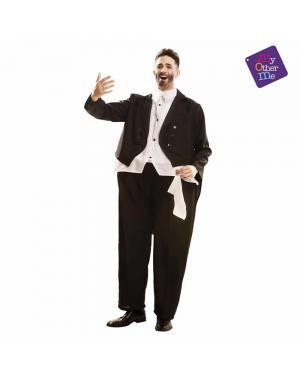 Fato Cantor de Opera M/L para Carnaval