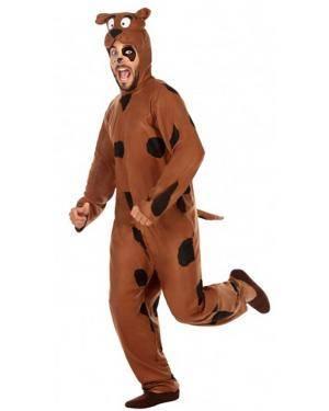 Fato Cão Bulldog Adulto para Carnaval