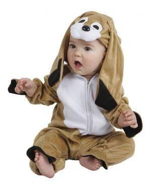 Fato de Cãozinho Bebé para Carnaval | A Casa do Carnaval.pt