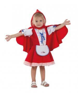Fato de Capuchinho Vermelho Bebé para Carnaval | A Casa do Carnaval.pt