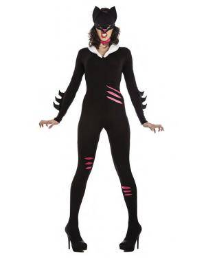 Fato Cat Woman T. S Disfarces A Casa do Carnaval.pt