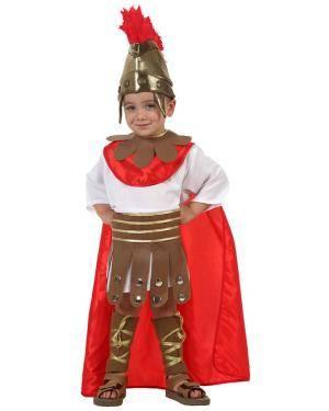 Fato Centurião Romano Menino Disfarces A Casa do Carnaval.pt