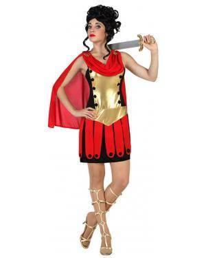 Fato Centurião Romano Mulher Disfarces A Casa do Carnaval.pt