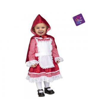 Fato Chapeuzinha Vermelha Bebé para Carnaval