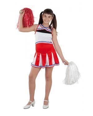 Fato de Cheerleader Infantil para Carnaval | A Casa do Carnaval.pt