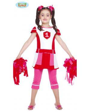 Fato Cheerleader para Menina, Loja de Fatos Carnaval, Disfarces, Artigos para Festas, Acessórios de Carnaval, Mascaras, Perucas, Chapeus 245 acasadocarnaval.pt