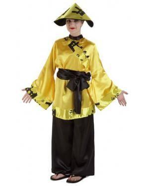 Fato China Adulto Disfarces A Casa do Carnaval.pt