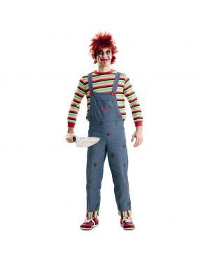 Fato Chucky Homen para Carnaval