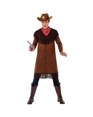 Fato Cowboy Juvenil para Carnaval