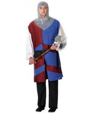 Fato de Cruzado Medieval Adulto XL para Carnaval | A Casa do Carnaval.pt