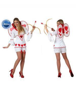 Fato Cupido Mulher Adulto Disfarces A Casa do Carnaval.pt