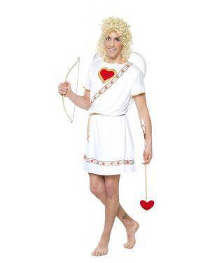 Fato Cupido Tamanho S para Carnaval
