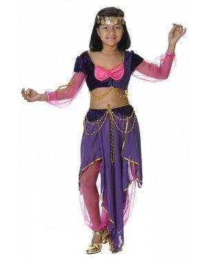 Fato de Dança do Ventre Infantil para Carnaval | A Casa do Carnaval.pt