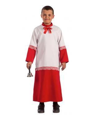 Fato de Acólito Infantil para Carnaval