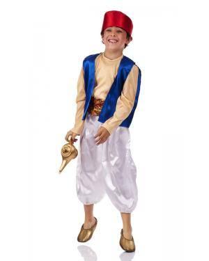 Fato de Aladim Infantil Disfarces A Casa do Carnaval.pt