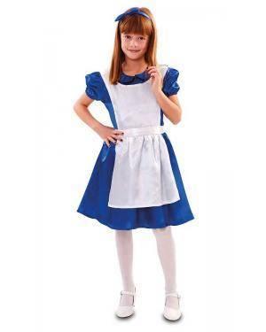 Fato de Alice Infantil Disfarces A Casa do Carnaval.pt