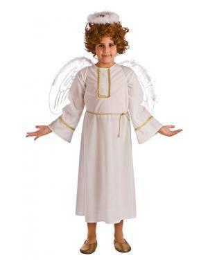 Fato de Anjo Infantil para Carnaval