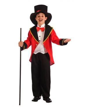 Fato de Apresentador de Circo Infantil para Carnaval