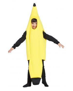 Fato de Banana para Carnaval