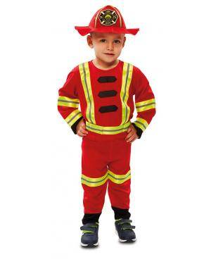 Fato de Bombeiro Bebé para Carnaval