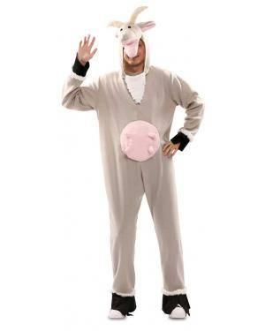 Fato de Cabra Adulto para Carnaval
