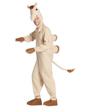 Fato de Camelo Adulto para Carnaval