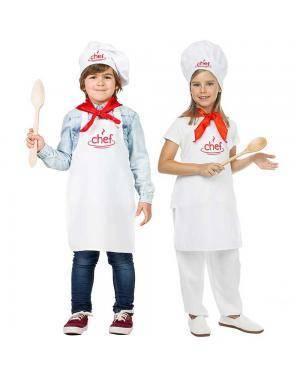 Fato de Chef Infantil