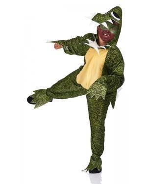 Fato de Crocodilo/Dinossauro Infantil Disfarces A Casa do Carnaval.pt