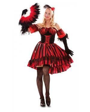 Fato de Dançarina Oeste Adulta para Carnaval o Halloween | A Casa do Carnaval.pt