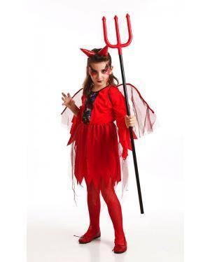Fato de Diaba Infantil Disfarces A Casa do Carnaval.pt