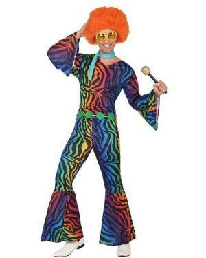 Fato de Disco Homem Disfarces A Casa do Carnaval.pt