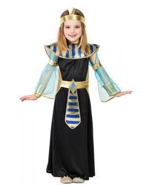 Fato de Egípcia Infantil
