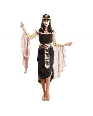 Fato de Egípcia Mulher para Carnaval