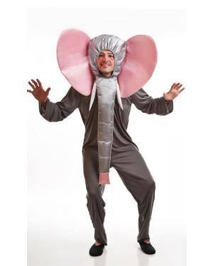 Fato de Elefante Adulto M/L Disfarces A Casa do Carnaval.pt
