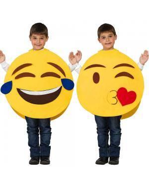 Fato de Emoji Infantil