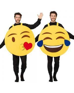 Fato de Emoji Tamanho M/L