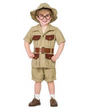 Fato de Explorador Infantil