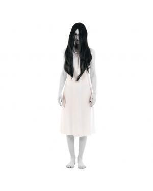 Fato de Fantasma Assustador para Carnaval
