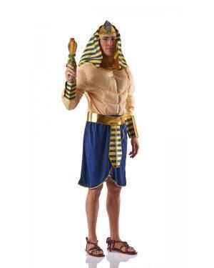 Fato de Faraó Adulto Tamanho XL Disfarces A Casa do Carnaval.pt