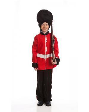 Fato de Guarda Inglesa Infantil Disfarces A Casa do Carnaval.pt