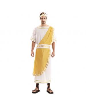 Fato de Imperador Romano Adulto para Carnaval