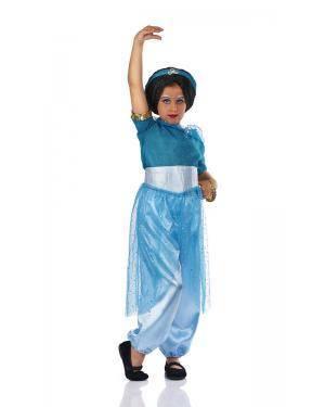 Fato de Jasmine Infantil Disfarces A Casa do Carnaval.pt