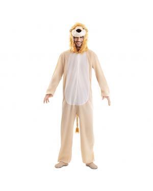 Fato de Leão Adulto para Carnaval
