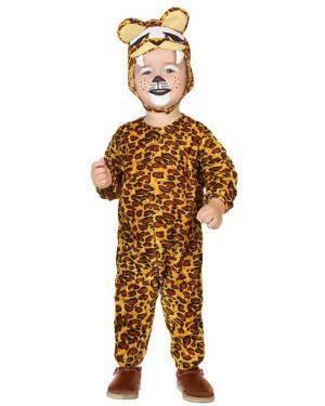 Fato de Leopardo Bebé Disfarces A Casa do Carnaval.pt