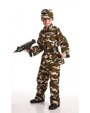 Fato de Militar Infantil Disfarces A Casa do Carnaval.pt